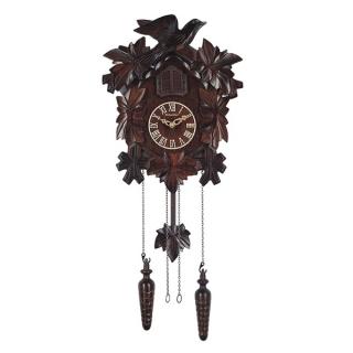 """Настенные часы с кукушкой Columbus """"Соловей"""" CQ-022"""