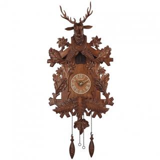 Настенные часы с кукушкой Columbus CQ-036