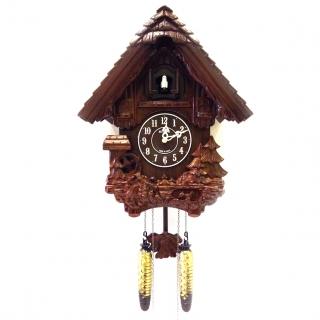 Часы с кукушкой Sinix 693W