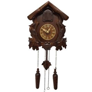 "часы с кукушкой Columbus ""Избушка"" CQ-025"