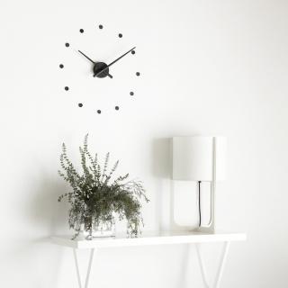 Настенные часы Nomon OJ mini BLACK, d=50см