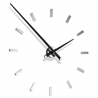 Настенные часы NOMON TACON 12 L BLACK