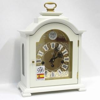 Настольные механические часы SARS 0092-340 White