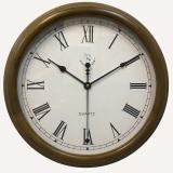 Деревянные настенные часы Woodpecker 8009 (06) L