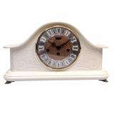 Механические настольные часы SARS 0077-340 White