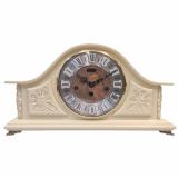 Механические настольные часы SARS 0078-340 Ivory
