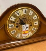 Механические настольные часы SARS 0093-340 Dark Walnut