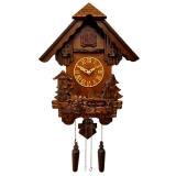"""Настенные часы с кукушкой Columbus CQ-013 """"Водяная мельница-2"""""""