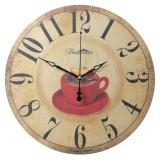"""Настенные часы Династия 02-028 """"Чашка"""""""