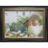 Часы-картины Династия 04-010-12 Грибы