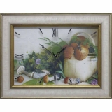 Часы-картины Династия 04-010-06 Грибы