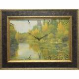 Часы-картины Династия 04-016-13 Лес