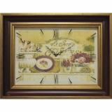 Часы-картины Династия 04-017-14 Натюрморт