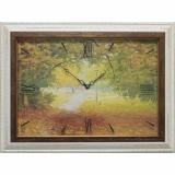 Часы-картины Династия 04-019-11 Осень