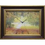 Часы-картины Династия 04-019-14 Осень
