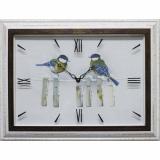 Часы-картины Династия 04-020-11 Синицы