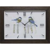 Часы-картины Династия 04-020-05 Синицы