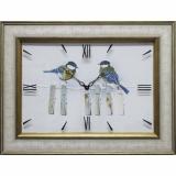 Часы-картины Династия 04-020-06 Синицы