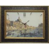 Часы-картины Династия 04-021-13 Венеция
