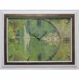 Часы-картины Династия 04-022-11 Арка на воде