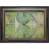 Часы-картины Династия 04-022-12 Арка на воде