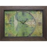 Часы-картины Династия 04-022-05 Арка на воде