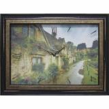 Часы-картины Династия 04-025-12 После дождя