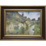 Часы-картины Династия 04-025-14 После дождя