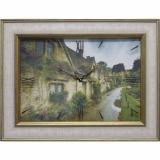 Часы-картины Династия 04-025-06 После дождя