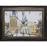 Часы-картины Династия 04-031-12 Прага