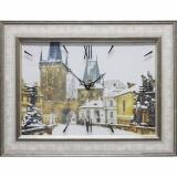 Часы-картины Династия 04-031-15 Прага