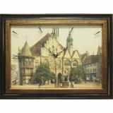 Часы-картины Династия 04-032-12 Старая площадь