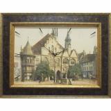Часы-картины Династия 04-032-13 Старая площадь