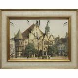 Часы-картины Династия 04-032-06 Старая площадь