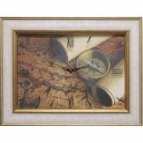 Часы-картины Династия 04-035-06 Старинная карта