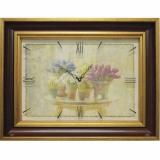 Часы-картины Династия 04-038-14 Нежность