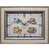 Часы-картины Династия 04-039-15 Чашка кофе