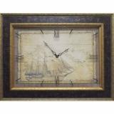 Часы-картины Династия 04-043-13 Старый корабль