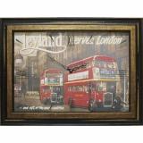 Часы-картины Династия 04-044-12 Лондон