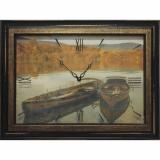 Часы-картины Династия 04-045-12 Лодки