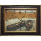 Часы-картины Династия 04-045-13 Лодки