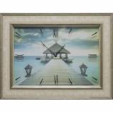 Часы-картины Династия 04-046-15 Пирс