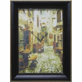 Часы-картины Династия 04-047-02 Таверна