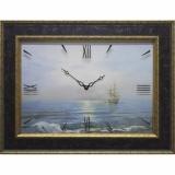 Часы-картины Династия 04-006-13 Корабль