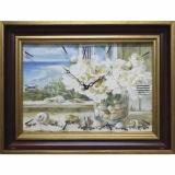 Часы-картины Династия 04-007-14 Морской натюрморт