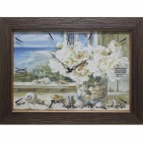 Часы-картины Династия 04-007-05 Морской натюрморт