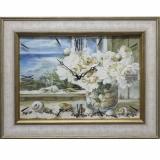 Часы-картины Династия 04-007-06 Морской натюрморт