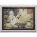 Часы-картины Династия 04-008-11 Кофе