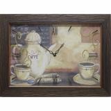 Часы-картины Династия 04-008-05 Кофе