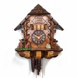 Механические часы с кукушкой SARS 0407-90 (Германия)